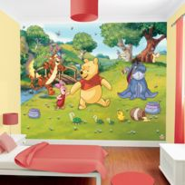 Walltastic - Papier peint Winnie l'Ourson Disney 305X244 Cm