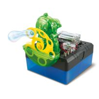 Kaptaia - Mini expérience Electricité Bubble science : Fabrication de bulles