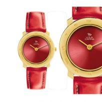 Lola Carra - Montre Femme modèle Minilol Rouge - Lc120/15
