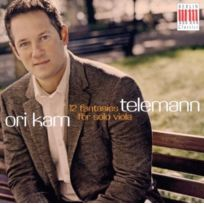 Berlin Classics - 12 Fantasies For Solo Viola - Cd