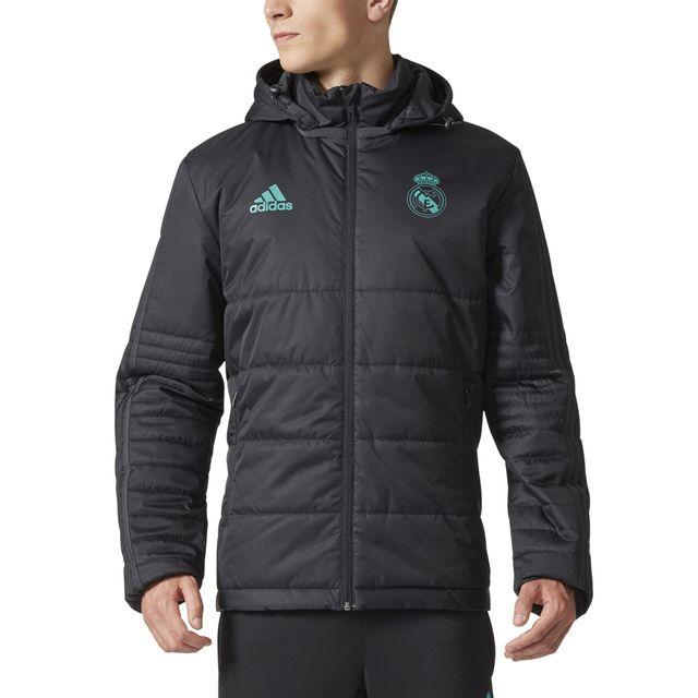 Long Manteau adidas Real Madrid 1920 SSP IndigoOr