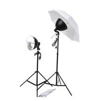 Vidaxl - Kit studio 2 lampes daylight & accessoires