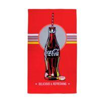 Coca Cola - Drap de Plage 100% coton 320gr/m2