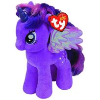 Ty - Peluche My Little Pony Twilight Sparkle