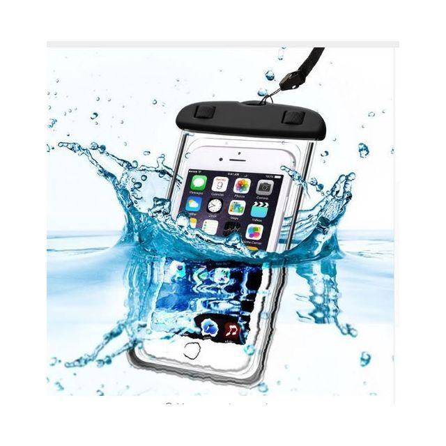 reputable site 62d39 c3110 Housse etui etanche pochette waterproof anti-eau ozzzo pour Sony Xperia Xz1  Compact