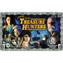 Flying Frog Productions - Jeux de société - Fortune And Glory : Treasure Hunters