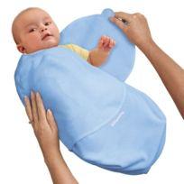 Kiddopotamus - Summer Infant Combinaison Unie- Petit Bleu