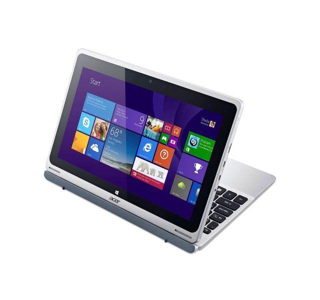 ACER - Aspire Switch 10 SW5-011 Intel Atom Z3745 Quad Core 1,33GHz 2Go 32Go SSD + 500Go 10,1 Windows 8
