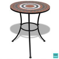 Table jardin ceramique ronde - catalogue 2019 - [RueDuCommerce ...
