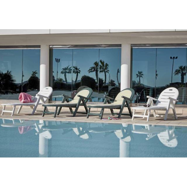 marque generique bain de soleil caiman anthracite. Black Bedroom Furniture Sets. Home Design Ideas