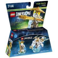 Warner Games - Figurine Lego Dimensions - Sensei Wu - Lego Ninjago
