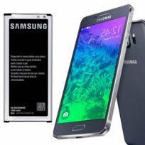 Samsung - Batterie 100% originale Galaxy Alpha Eb-bg850BBE