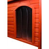 Trixie - Porte en plastique pour niche Natura , 39533 Longueur 38 cm Largeur 55 cm