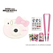 FUJI - Appareil photo instantané instax mini HELLO KITTY