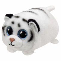 TY - Teeny Tys-Peluche Zack le tigre 8 cm