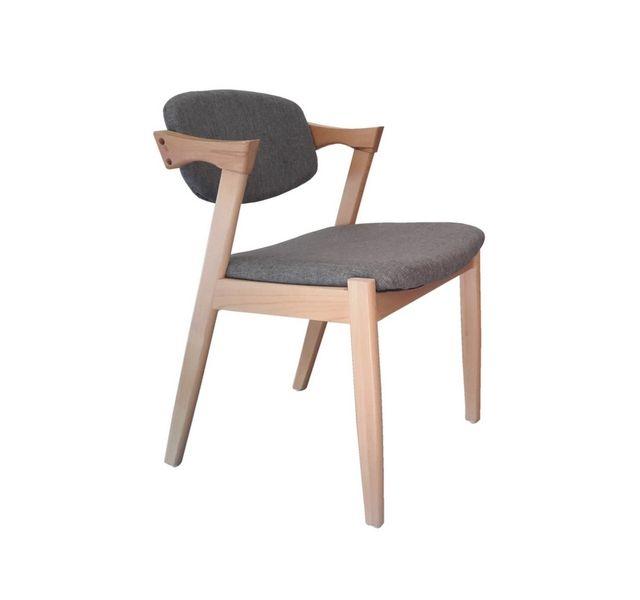 Lebrun Chaise 73 X 53 cm Anthracite Aspen