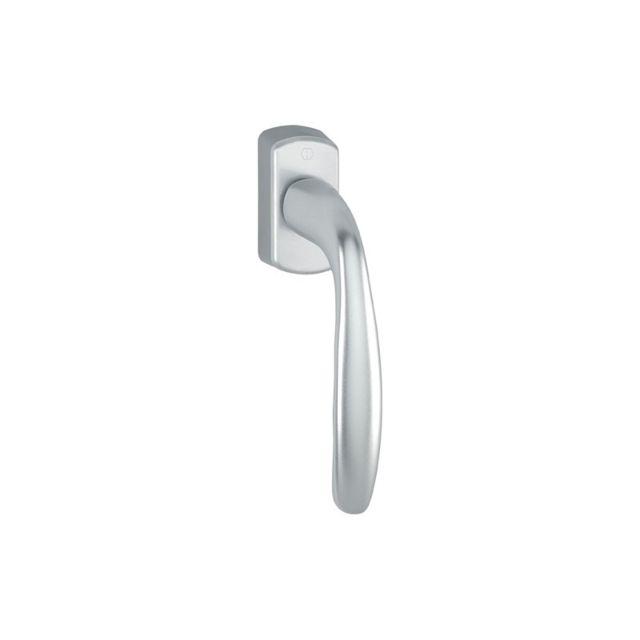 Hoppe Poignée de fenêtre Atlanta Secustik aluminium naturel 0530//us952