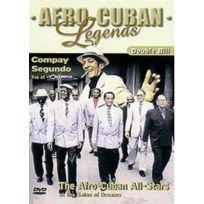 Warner Vision - Segundo, Compay - Live at l'Olympia + The Afro-Cuban All-Stars - At the Salon of Dreams