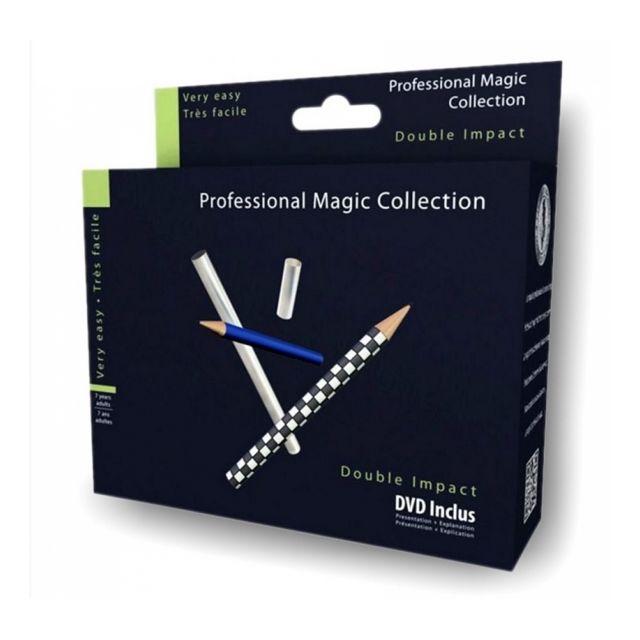 Oid Magic Double Impact et Dvd