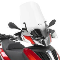 Givi - Bulle incolore +35,5cm 5600DT+D5600KIT, Piaggio Mp3 Yourban