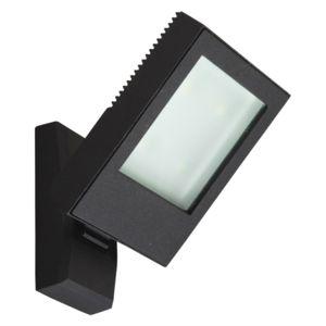 Lumihome jade applique d 39 ext rieur orientable led noir for Luminaire exterieur noir