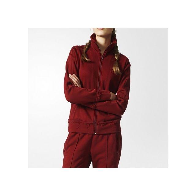 veste adidas femmes bordeaux