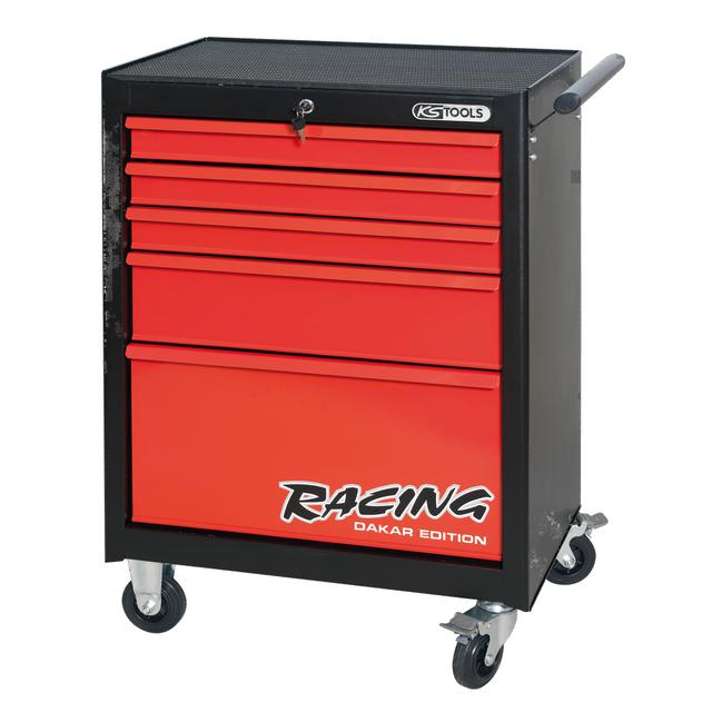 Ks Tools Servante Racing Dakar Edition 5 Tiroirs 820 0005 Pas