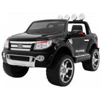 Luxe Ranger Électrique Métallisée 2 Places Ford Pack Voiture 12v Noir EH2WD9I
