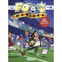 Bamboo - les Foot Maniacs T.14