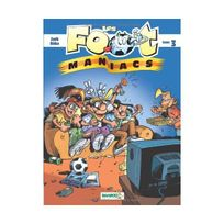 BAMBOO Edition - Les Footmaniacs, Tome 3