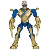 Power Rangers - 42023 - Duo Pack - Mixx N'MORPH 15 Cm - Figurine Et Crustazord - Samurai - DorÉE - 15 Cm