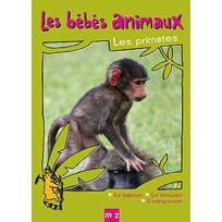Mk2 - Les Bébés animaux - Les primates