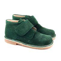 Boni Classic - Boni Albert - Chaussures Garçon cuir scratch
