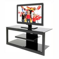 Erard - Aizi Support d'écran plat Noir