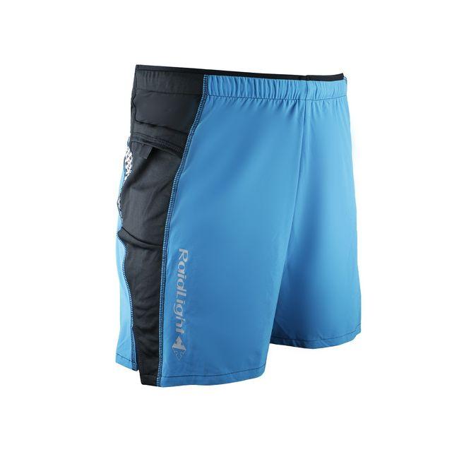 Raidlight - Short Trail Raider Evo Bleu Short running - pas cher Achat    Vente Corsaires 5a380b951b5