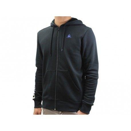 Veste Ligne Prorel Zippée Homme Logo Blk Fz Hood Sportif Lecoq qCSxgfwS