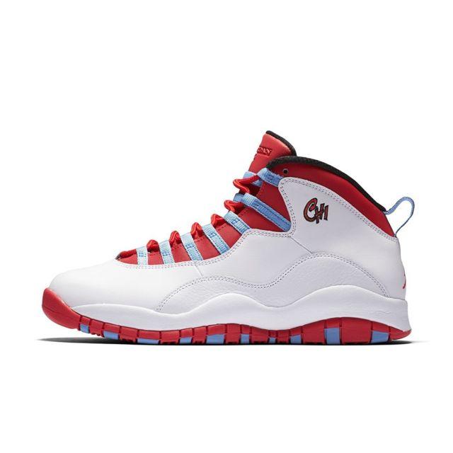 33889f2becf211 Jordan - Nike 10 - pas cher Achat   Vente Baskets homme - RueDuCommerce