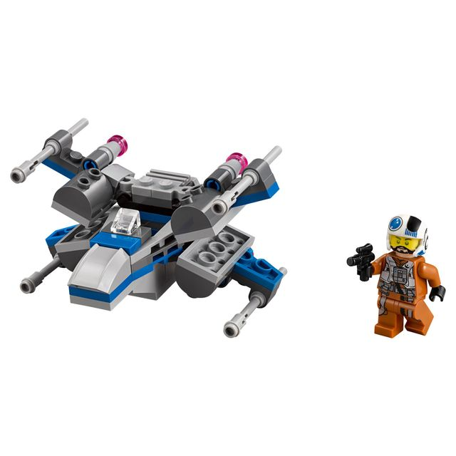Lego - STAR WARS - Resistance X-Wing Fighter - 75125