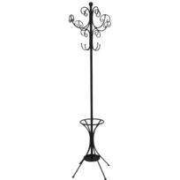 AUBRY GASPARD - Porte manteau perroquet metal