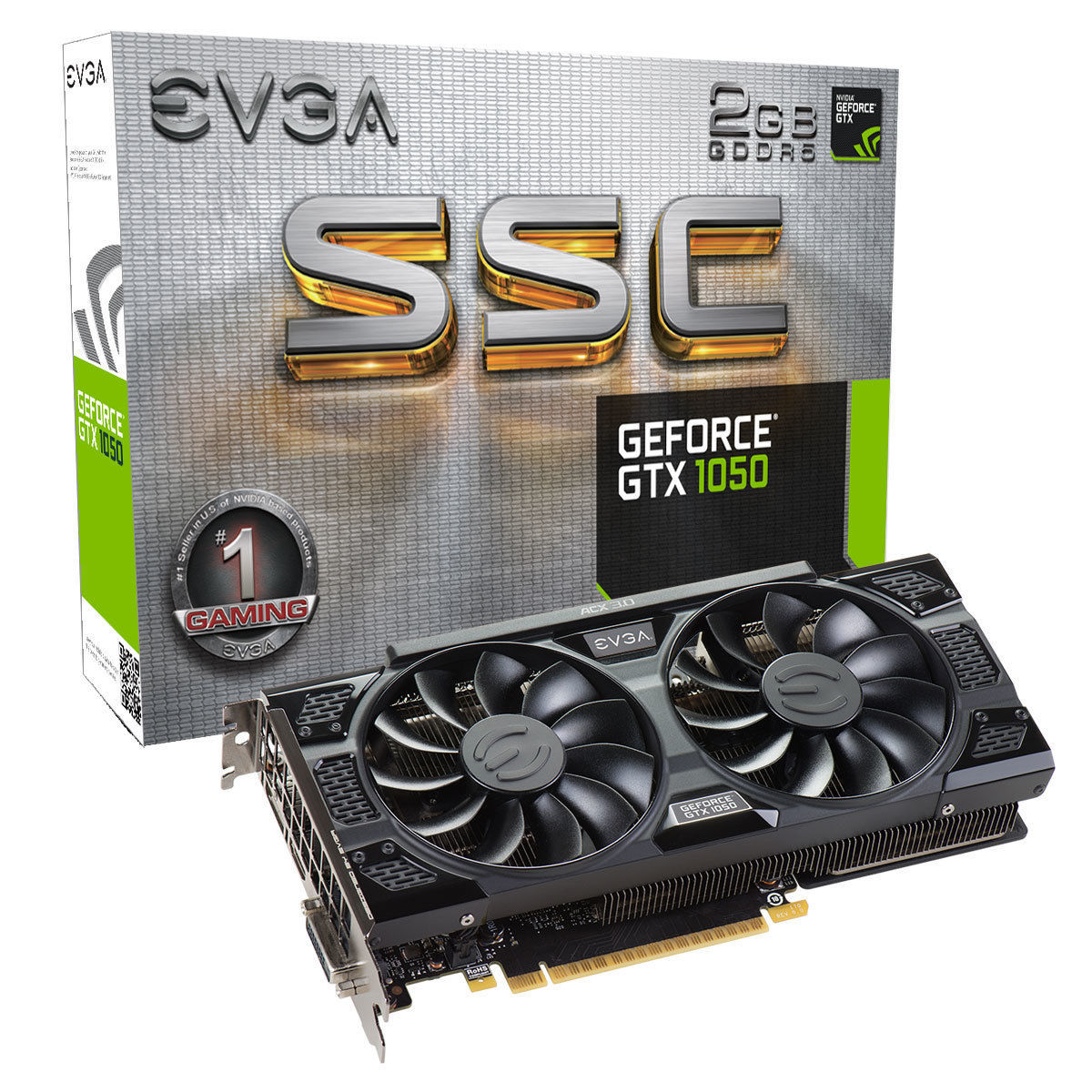 GTX 1050 SSC Gaming ACX 3.0