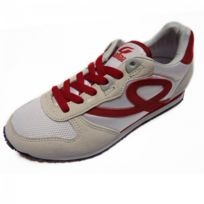 Gallaz - vintage Squad White Red Running old school