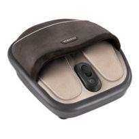 HoMedics - Masseur de pieds shiatsu à infrarouges noir