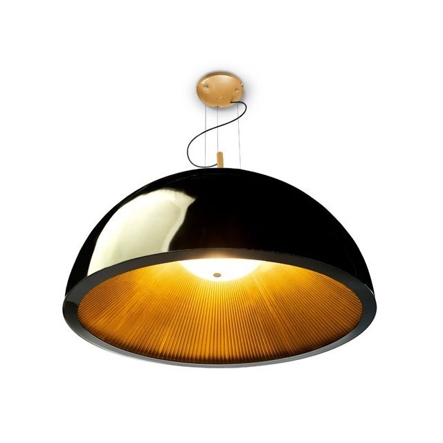 leds c4 grande suspension design umbrella pas cher achat vente suspensions lustres. Black Bedroom Furniture Sets. Home Design Ideas