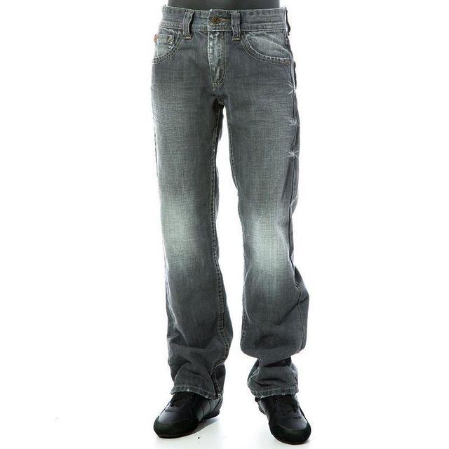 RG512 - Jeans Enfant Rg 512 Noir - 6
