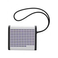 Nixon - Enceintes Mini Blaster - White / Black / Purple