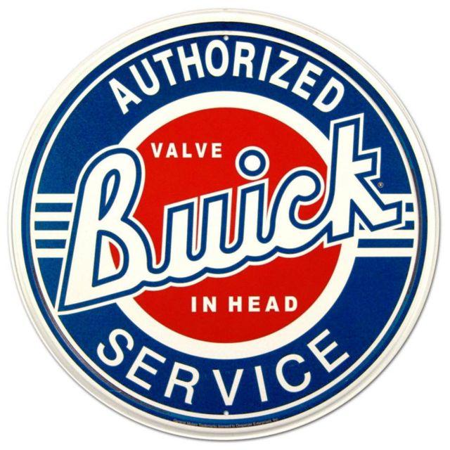 Editions Cle Décoration métallique Ronde Buick