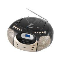 Trevi - Cmp 570 Bt - Radio Cd Bluetooth Cmp 570 sur batterie écran Lcd