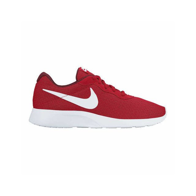 1c5bfb95d3fe Nike - Chaussures Tanjun rouge blanc - pas cher Achat   Vente ...