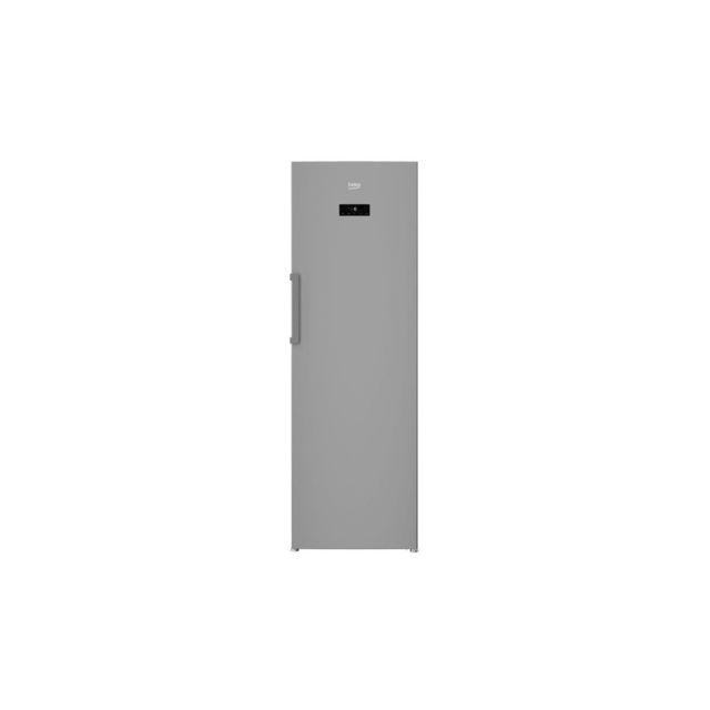 Beko Rfne312e23x - Congelateur Armoire - Ventile - 277 L - A+ - Inox Anti-traces
