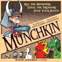 Steve Jackson Games - Munchkin Deluxe